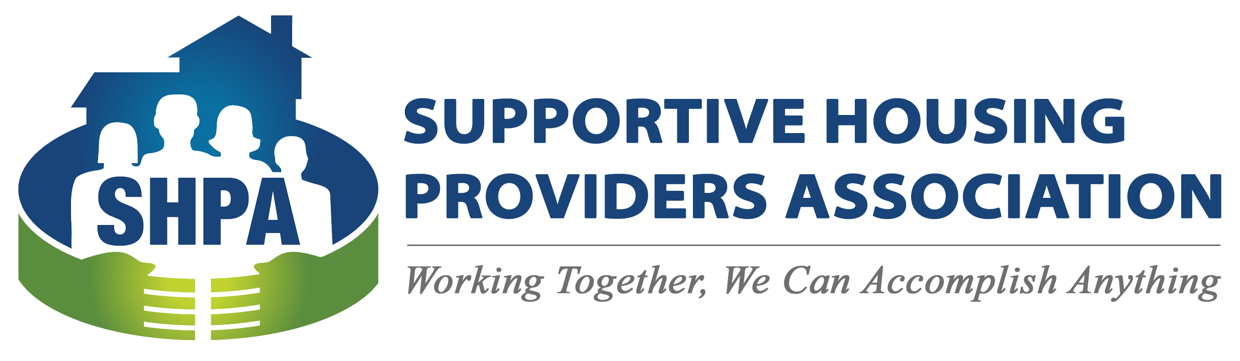 Supportive Housing Providers Association Logo